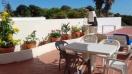 terraço e churrasqueira