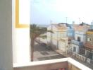 vista praia da varanda do apartamento