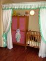quarto c/ cama bebé